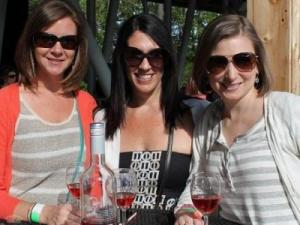 Great Grapes! 10th Annual Wine & Food Festival at Koka Booth Amphitheatre