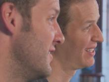 New fame, new teeth for 'Amazing Race' winners