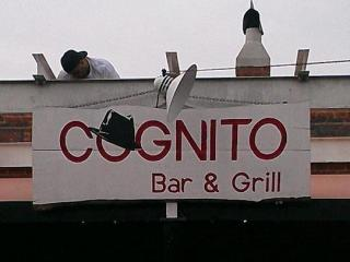 Cognito Bar and Grill  (Image from Facebook)