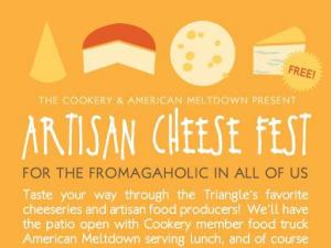 Artisan Cheese Fest