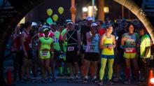 IMAGE: Great Glow Run benefits Easter Seals UCP