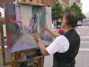 Artsplosure, the annual celebration of art, music, food and family fun, is featured on the Downtown Raleigh Bucket List.