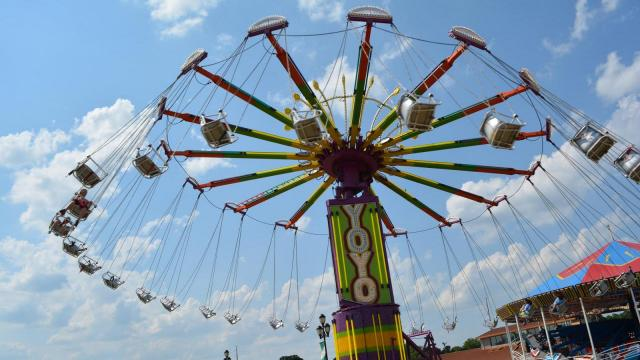 The 2013 Got To Be NC Festival was May 17-19 at the State Fairgrounds. The festival celebrates NC agriculture with food events, rides, animal exhibits, live music and other attractions.