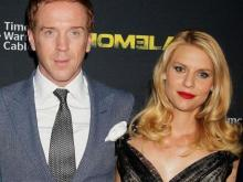 "Damian Lewis and Claire Danes attend the ""Homeland"" second season premiere hosted by Showtime and Time Warner Cable on Friday, Sept. 7, 2012 in New York.  (AP Photo/Starpix, Dave Allocca) (Credit: AP)"
