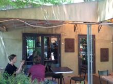 A look at Caffe Driade in Chapel Hill.