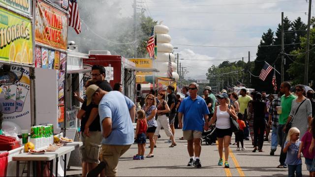 Peak City Pig Fest
