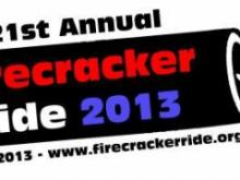 Firecracker Ride 2013