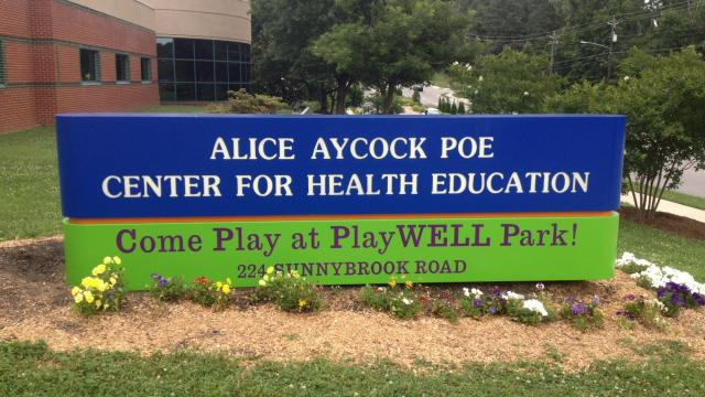 Poe Center's PlayWELL Park
