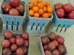 Midtown Farmers Market July 13, 2013