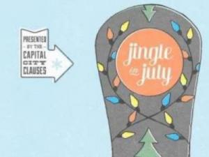 The 2nd Annual Jingle in July is Thursday, July 18, at City Limits Saloon.