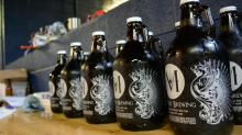 IMAGES: Behind the scenes at Mystery Brewing