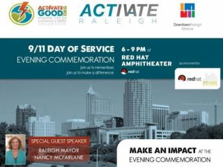 Activate Raleigh 2013
