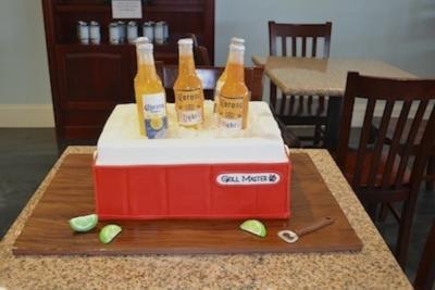 Sugarland Corona Cake