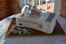 Sugarland Xbox Cake