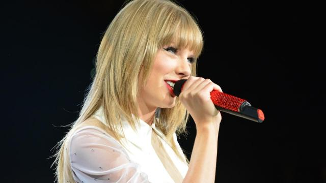 Taylor Swift played the PNC Arena on Sept. 13, 2013.