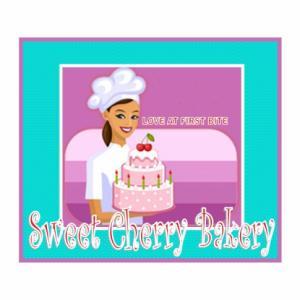Sweet Cherry Bakery logo