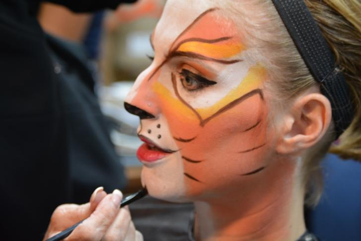 Cats Musical Makeup Artist