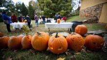 Halloween in Old Salem (Image from Visit Winston Salem)