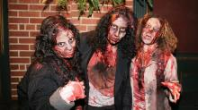 IMAGES: Weekend Best Bets: Zombie Walk, Dogwood Fall Fest