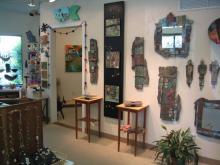 NC Crafts Gallery Interior
