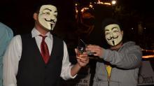 20 Guy Fawkes Night