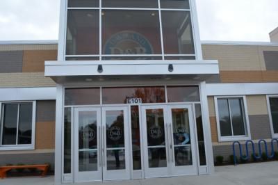 Dave and Buster's opens Nov. 6, 2013, at the Cary Towne Center.