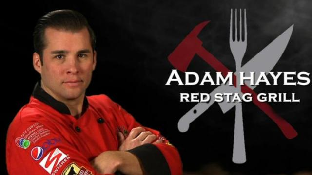 Chef Adam Hayes, Red Stag Grill (Image from Competition Dining)