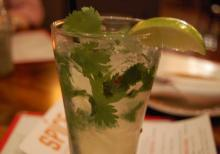 Habanero Mojito at Jose and Sons