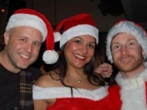 Carolina Nightlife's Charity Santa Bar Crawl