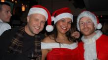 Carolina Nightlife's Charity Santa Bar Crawl