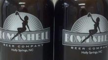 IMAGE: Bombshell Beer bursts into Triangle brewing scene