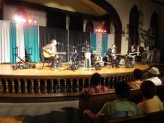 St Joseph's Performance Hall at the Hayti Heritage Center