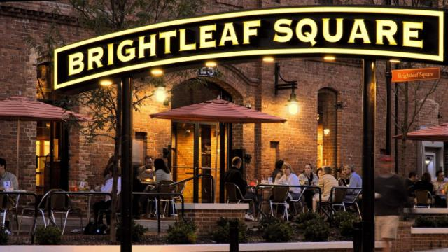 Brightleaf Square. Credit: Heather Jacks and Durham Convention & Visitors Bureau