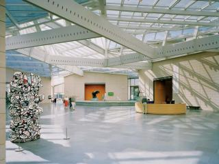 Nasher Museum of Art at Duke University. Credit: Brad Feinknopf and Durham Convention & Visitors Bureau