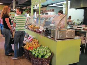 Foster's Market. Credit: Durham Convention & Visitors Bureau