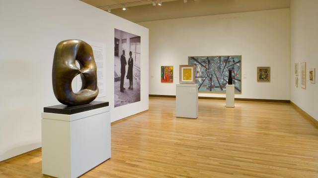 Nasher Museum of Art at Duke University. Credit: Brad Feinknopf, Nasher Museum of Art, and Durham Convention & Visitors Bureau