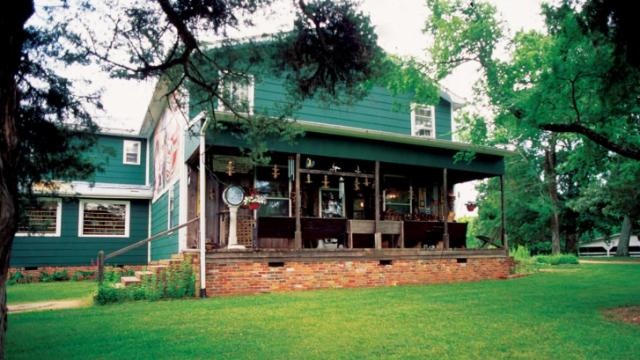 Patterson's Mill Country Store, Inc. Credit: Chris Hildreth and Durham Convention & Visitors Bureau