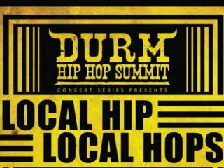 DURM Hip Hop Summit: Local Hip, Local Hops (Image from Facebook)