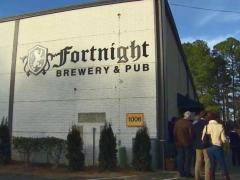 Fortnight Brewery & Pub in Cary