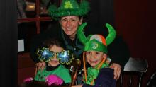 IMAGES: St. Paddy's Run Green 8K