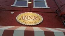 Anna's Pizzeria in Apex