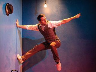 LEO (The Anti-Gravity Show) (Image from Arts NC State)
