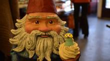 IMAGES: Travelocity Roaming Gnome visits NC