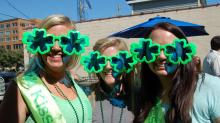 IMAGES: Weekend Best Bets: St. Patrick's Day parade, theater