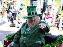 Raleigh held its 32nd annual St. Patrick's Day Parade on Saturday, March 15, 2014, with a route through downtown.  The day continued with the Wearin' O' the Green Festival at the end of the parade route in City Plaza.  (Jeffrey A. Camarati)