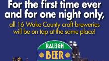 IMAGES: Join us at Raleigh Beer Guide launch event