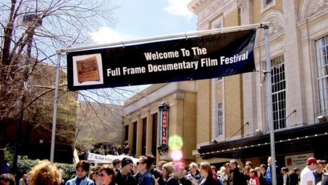 Full Frame Documentary Film Festival (Photo by Jeana Lee Tahnk and Durham Convention & Visitors Bureau)