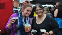 IMAGES: Beer, music at Lonerider Showdown