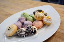 The NC Chef's Academy has an extensive pastry program.