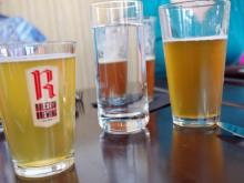 Oro, Raleigh Brewing beer dinner